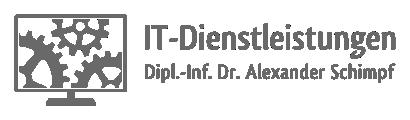 IT-Dienstleistungen Dr. Alexander Schimpf